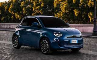 Fiat 500e New