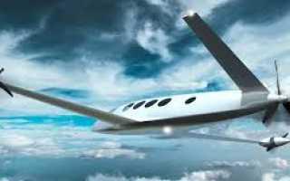 Alice Eviation — электрический самолёт будущего