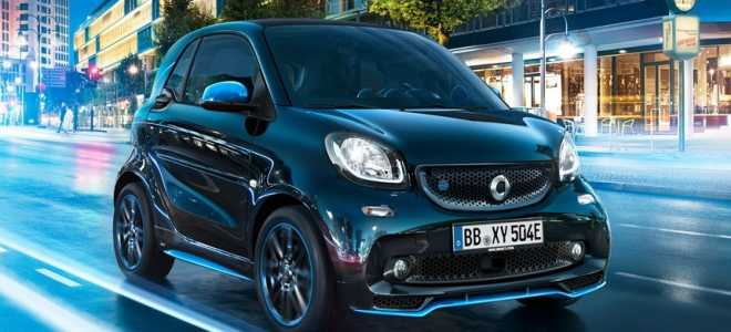 Smart Fortwo electric drive (Smart EQ Fortwo)
