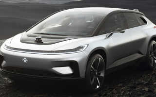 FF 91 Faraday Future