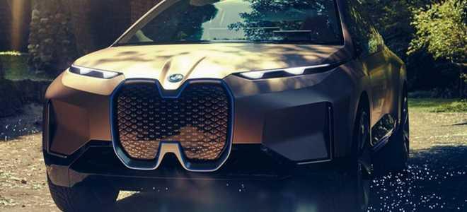 BMW iX (BMW iNEXT)